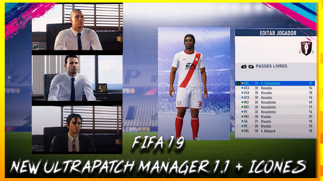 UltraPatch Manager v1.1 с Иконами